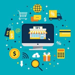 5 منصات للتجارة الالكترونية 02
