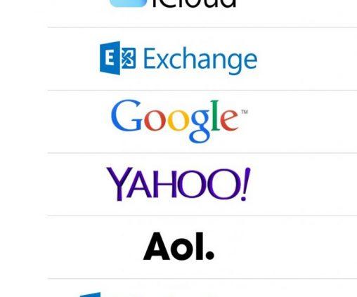Webmail ios