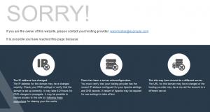 cpanel redirecting cgi sys defaultwebpage cgi