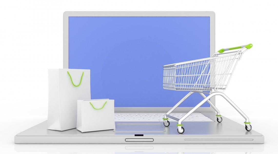e commerce website services