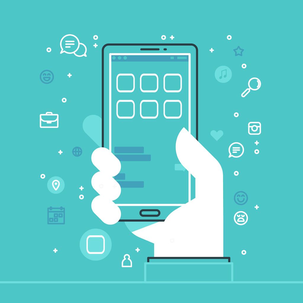أدوات لإنشاء وتصميم تطبيقات الجوال الاحترافية